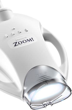 Le Philips Zoom Whi...